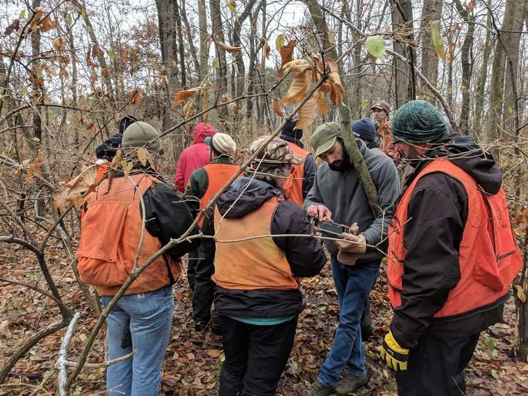 SilviaTerra, forest survey, Maryland